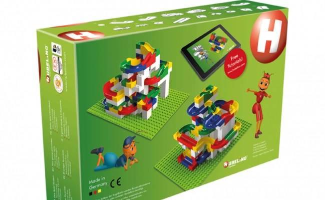 Hubelino izdelki so narejeni tako, da se popolnoma prilegajo velikemu številu znanih izdelovalcev igrač