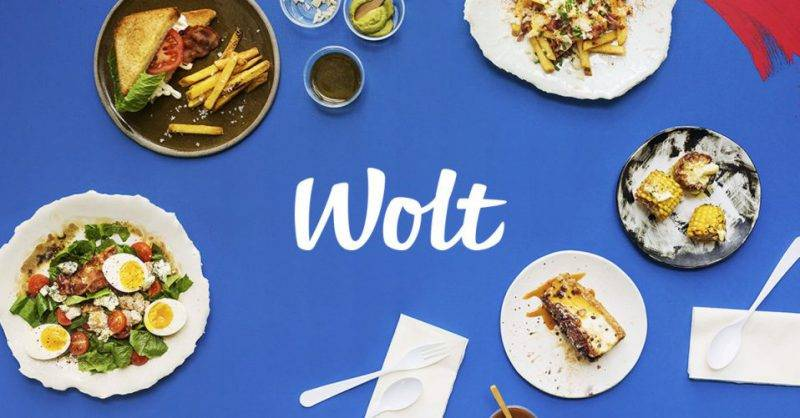 Aplikacija Wolt