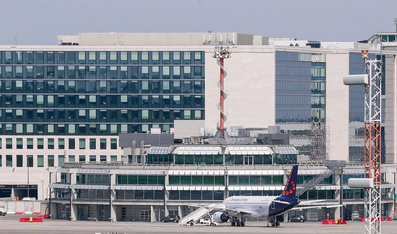 Trenutna povezava Brnika z Brusljem je pozno popoldanski polet. Foto: EPA