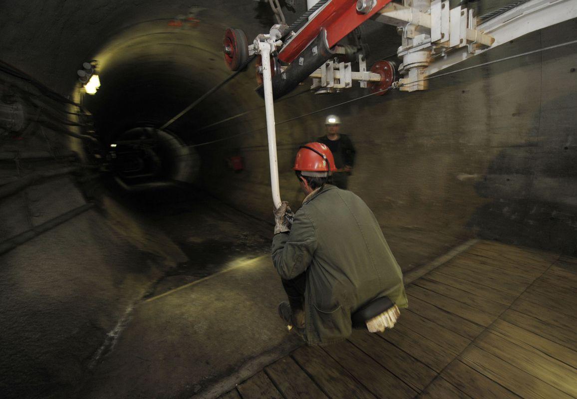 V Premogovniku Velenje za leto 2020 znova načrtujejo dobiček, ki naj bi dosegel 136.000 evrov. Foto: BoBo
