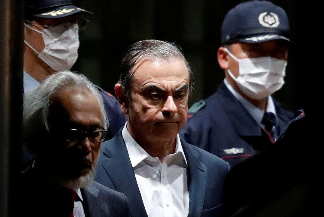 Ni jasno, kako je Carlos Ghosn pobegnil iz Japonske, kjer mu bodo sodili zaradi finančnih malverzacij. Foto: Reuters