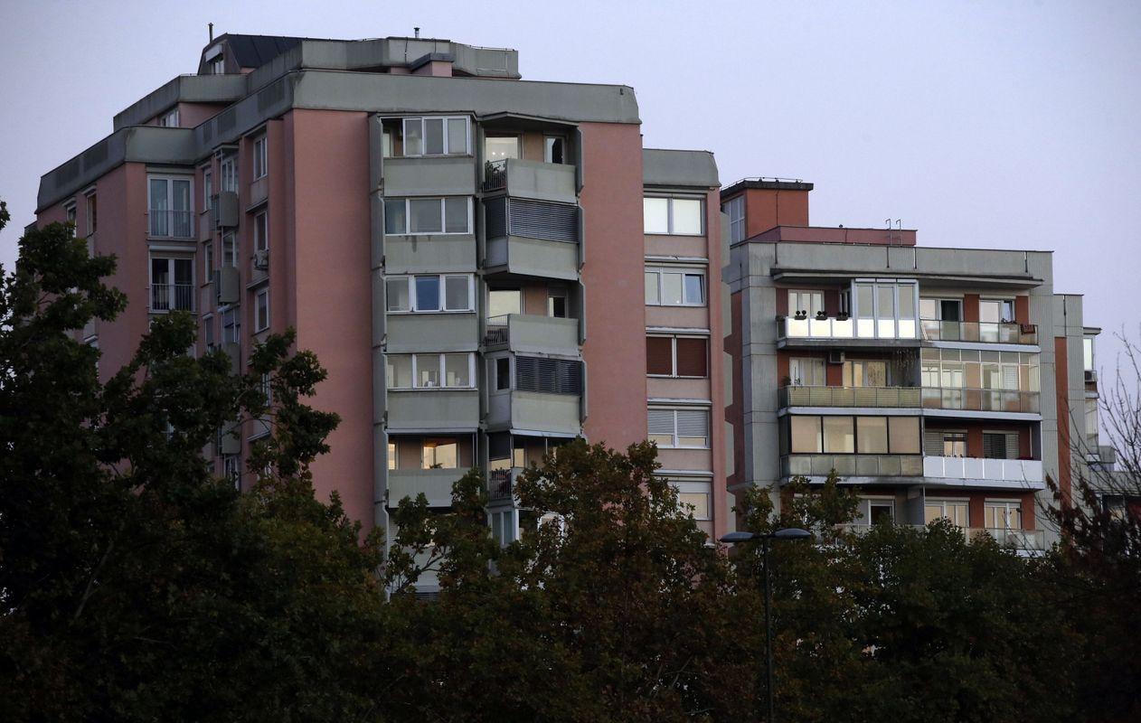 Vrednost trga upravljanja blokov je ocenjena na 47 milijonov evrov. Foto: BoBo/Borut Živulović