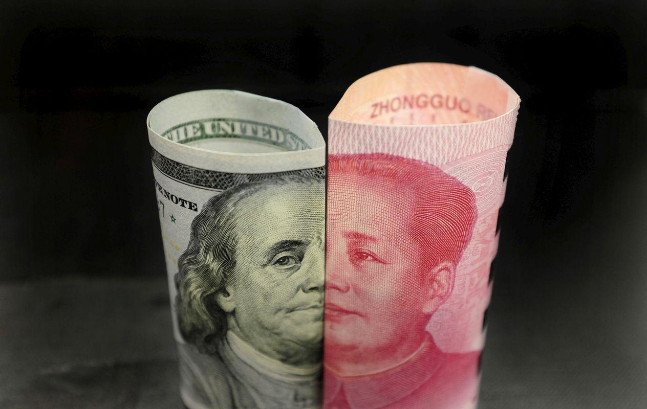 Državi sta se dve leti zapletali v trgovinske spore. Foto: Reuters