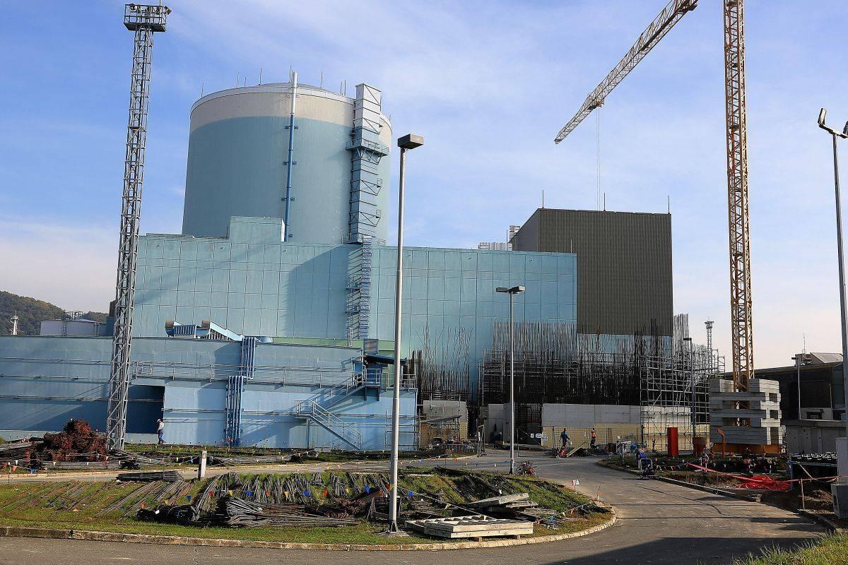 Na energetski zbornici si želijo, da bi načrti za naprej vključevali podlago za gradnjo NEK-a 2. Foto: BoBo