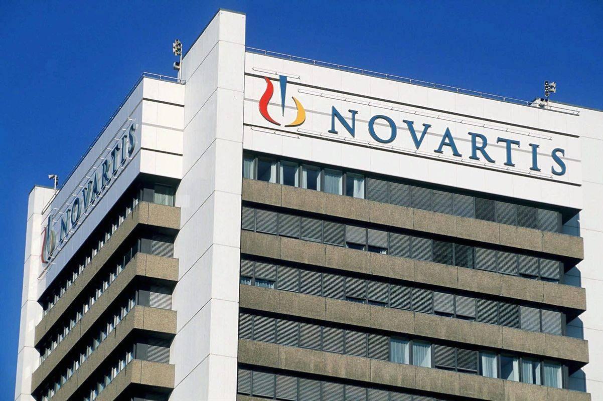 Novartis je švicarska družba, ki ima po svetu več kot 125.000 zaposlenih. Foto: EPA