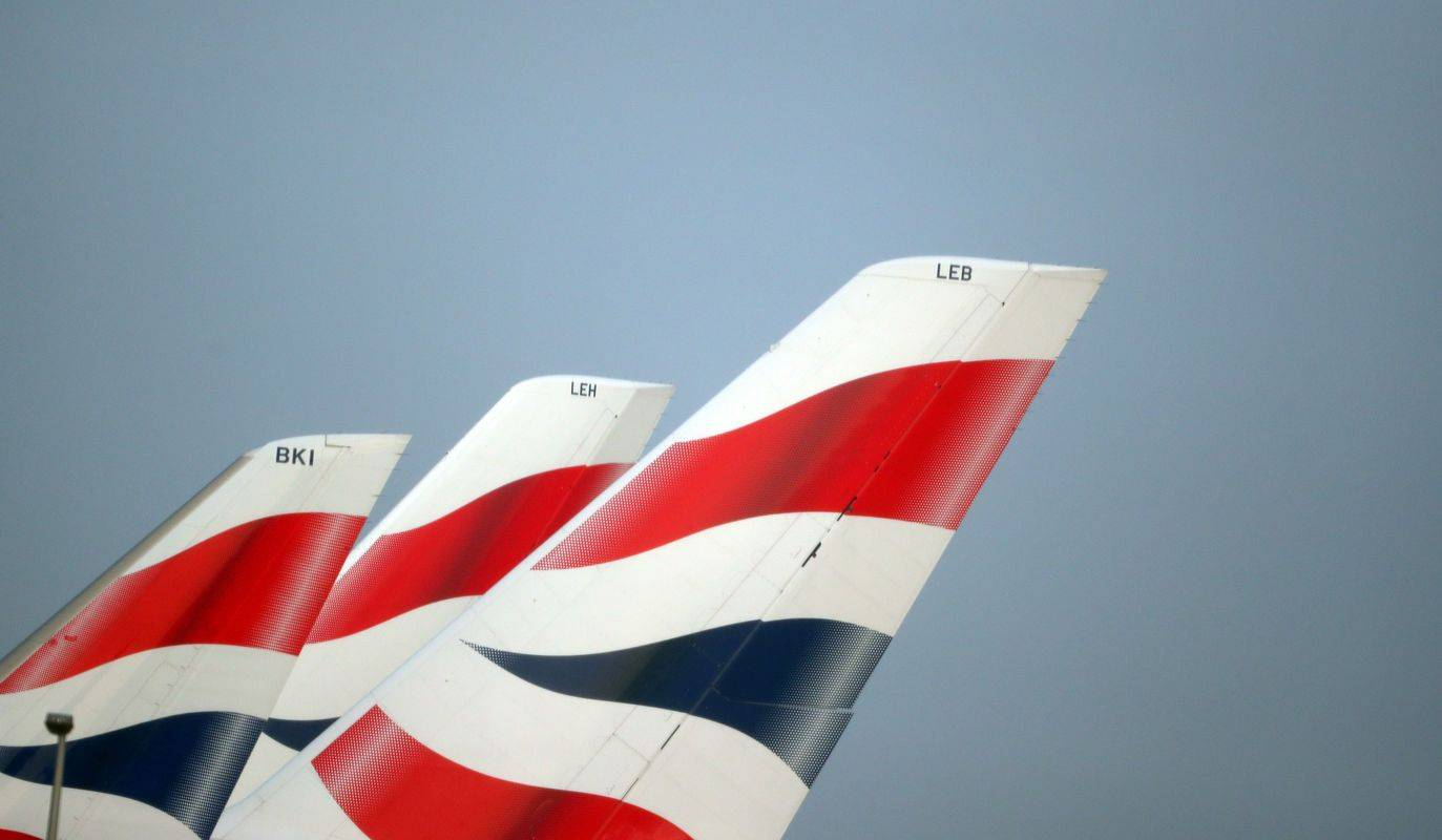 Pred letalskimi družbami so zelo temni časi. Foto: Reuters