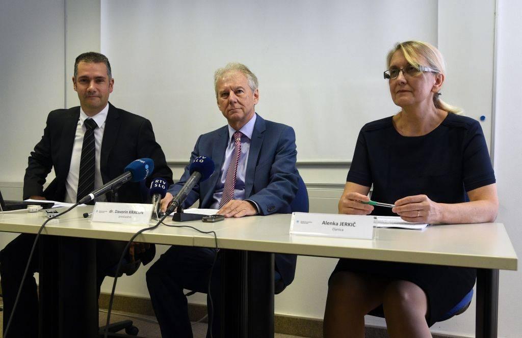 Fiskalni svet sestavljajo Tomaž Perše, Davorin Kračun in Alenka Jerkič. Foto: BoBo
