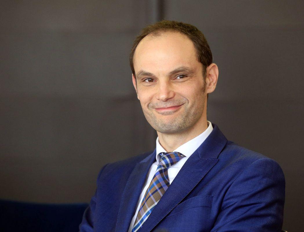 Slovenija je izpolnila ambicije in postala še bolj ambiciozna, je dejal zunanji minister Logar. Foto: BoBo/Borut Živulović
