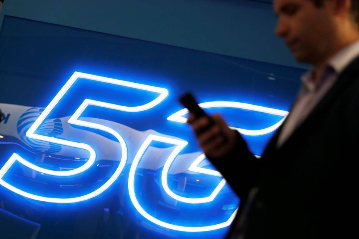 5G bo omogočil povezljivost več naprav. Foto: Reuters