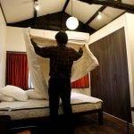 Manj ponudnikov Airbnb storitev, nižje tudi cene najemnin