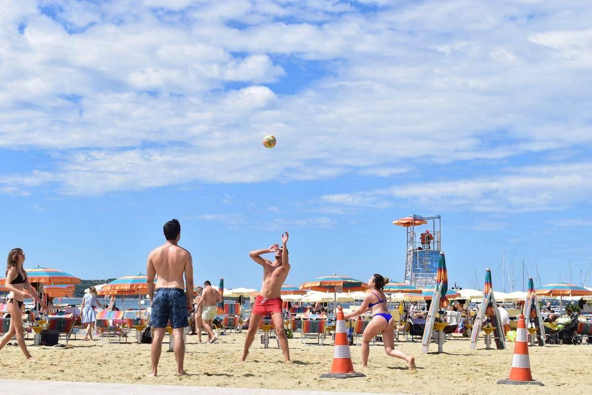Kot po pričakovanjih so največ gostov privabile obalne občine. Foto: MMC RTV SLO/T. O.