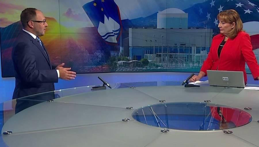 Foto: TV Slovenija/zajem zaslona