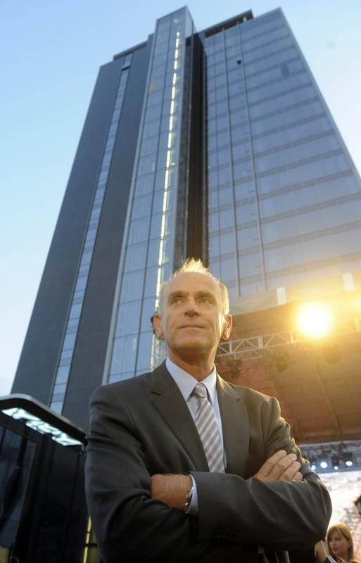 Jože Mermal je spet postal predsednik nadzornikov novomeške Krke. Foto: BoBo