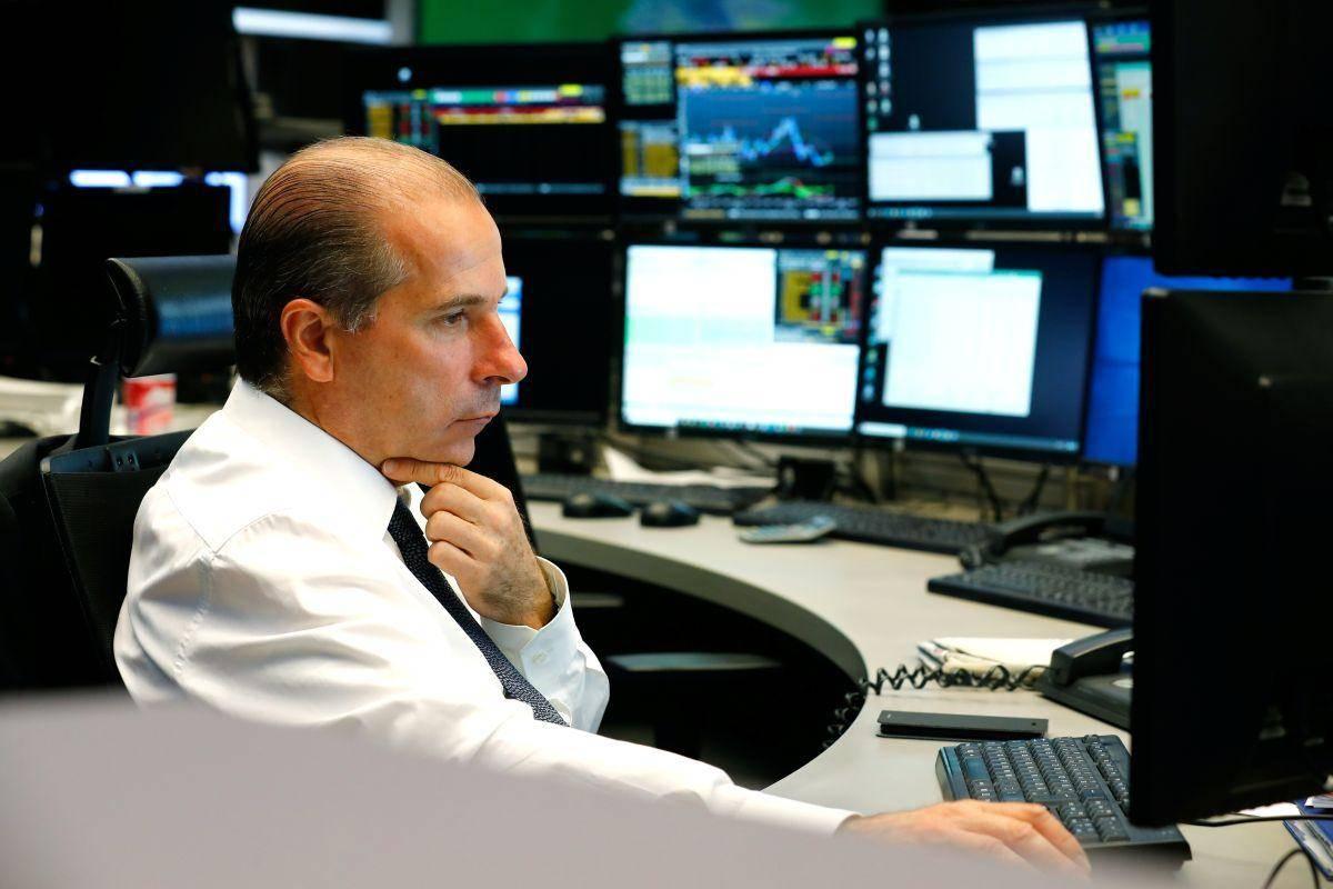 Od vodilnih treh newyorških delniških indeksov je le tehnološki Nasdaq prekinil niz treh zaporednih negativnih tednov. Foto: Reuters