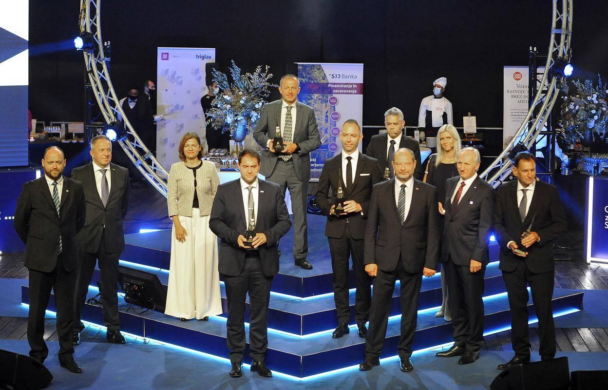 Nagrajenci GZS-ja. Foto: BoBo
