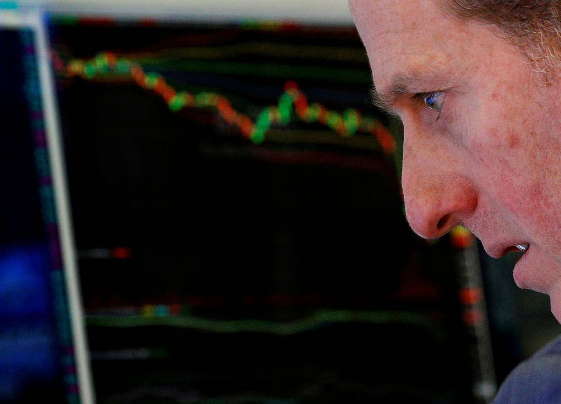 Dow Jones se je sredi torkovega trgovanja povzpel do 28.575 točk oziroma za več kot odstotek. Dan je konča pri 28.308 točkah (+0,4 %). Foto: Reuters