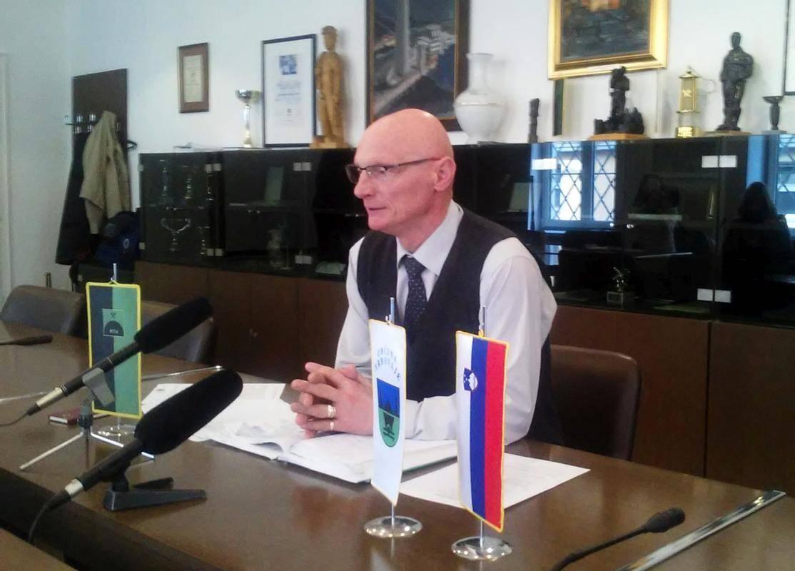 Janez Žlak prevzema funkcijo predsednika uprave SDH-ja. Foto: BoBo