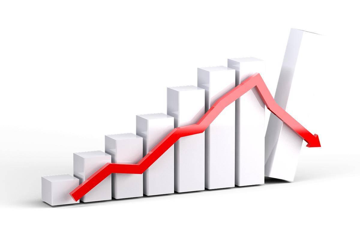 Recesija je zadela velik del sveta. Foto: Pixabay/Mediamodifier