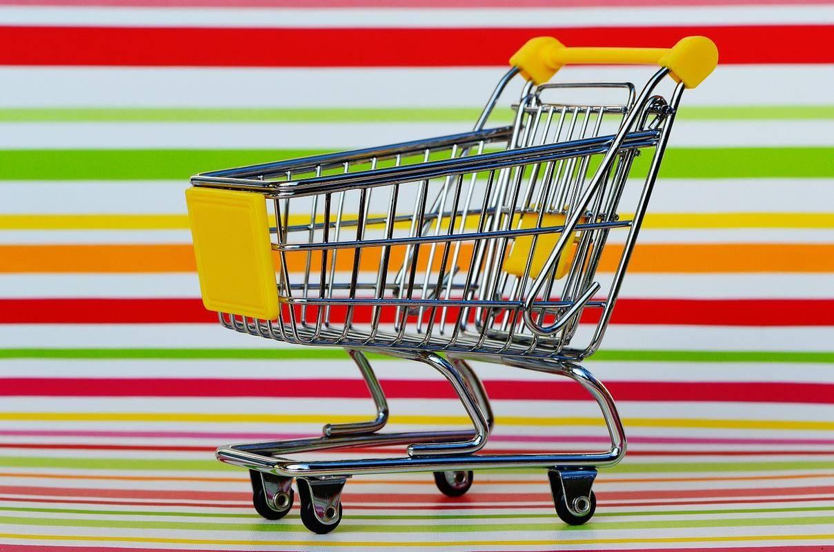 Večina trgovin v državi je danes zaprtih. : Pixabay