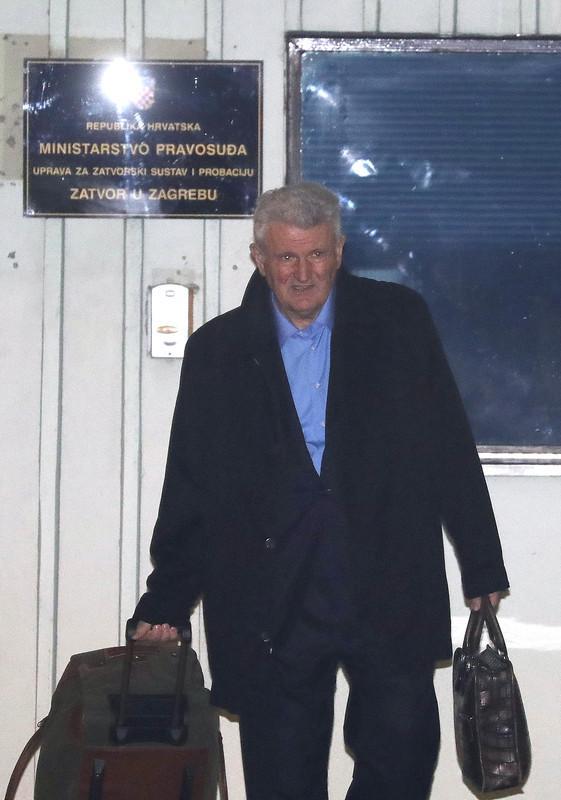 Ivica Todorić zapušča zagrebško sodišče. Foto: EPA