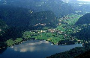 Lepota Bohinjskega jezera