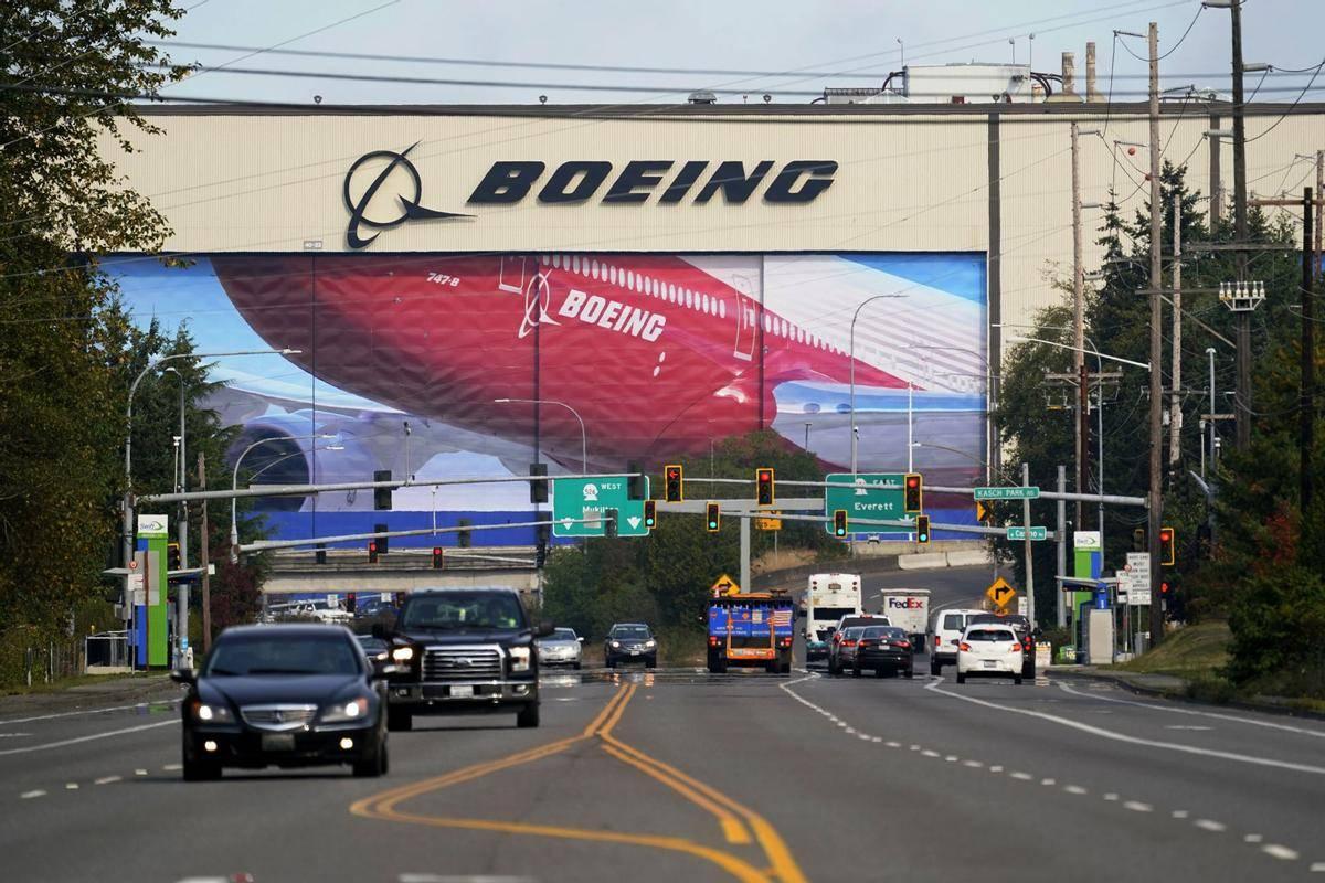 ZDA naj bi domačemu letalskemu proizvajalcu Boeing nudile nedovoljeno državno pomoč. Foto: AP