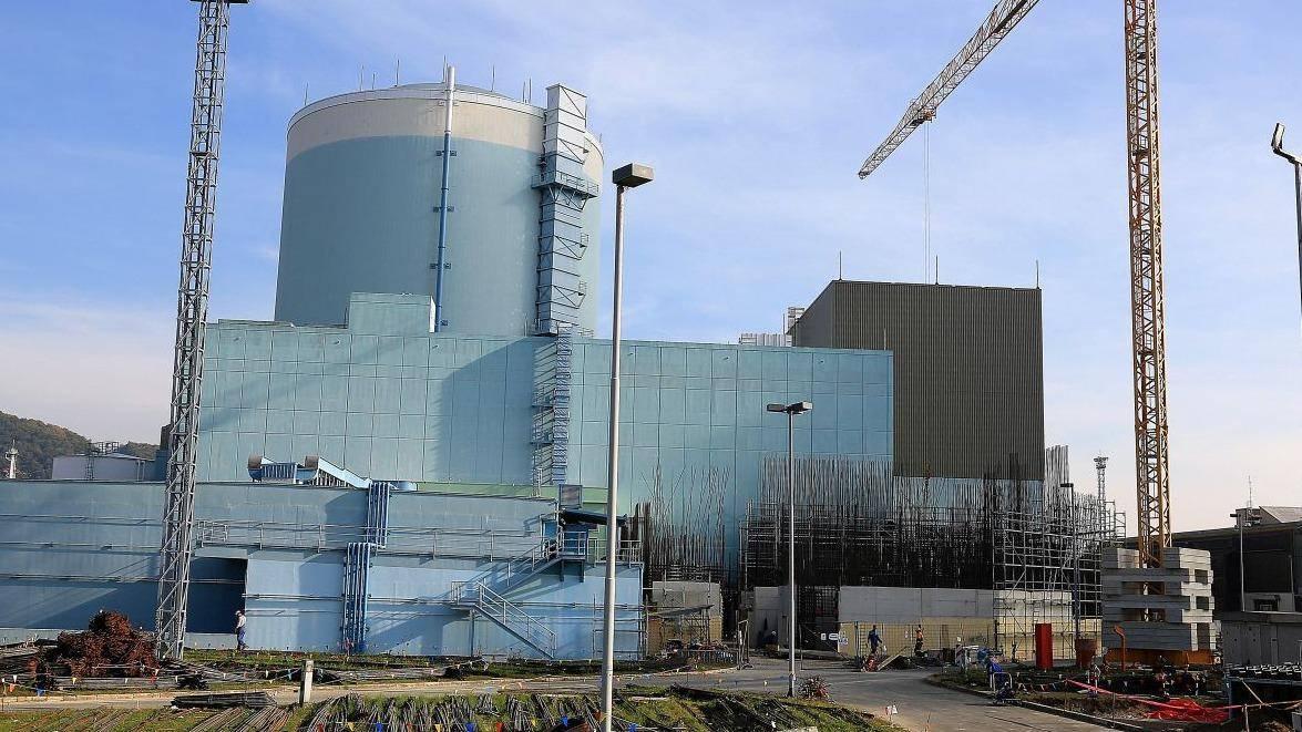 Jedrska elektrarna Krško. Foto: BoBo