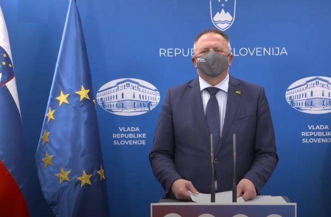 Gospodarski minister Zdravko Počivalšek. Foto: MMC RTV SLO
