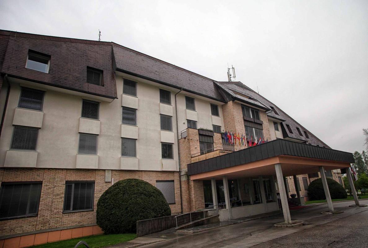 Hotel Brdo bo do slovenskega predsedovanja Svetu EU-ja obnovljen. Foto: BoBo
