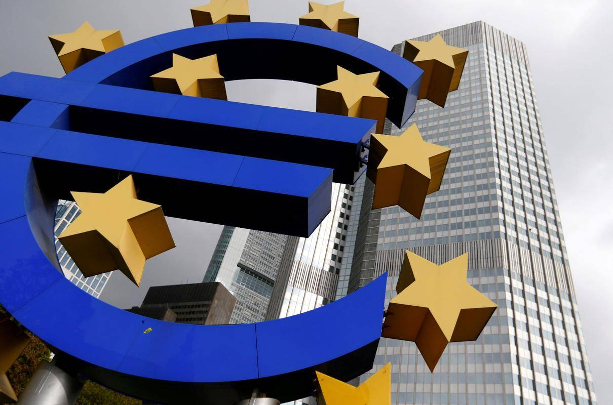 Nespremenjene na zgodovinsko nizkih ravneh ostajajo obrestne mere, in sicer ključna obrestna mera ostaja pri nič odstotkih. Foto: Reuters