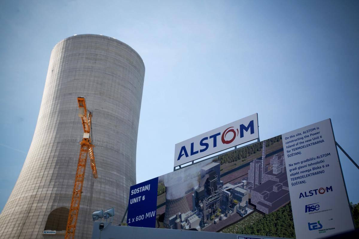 Alstom je dobavil tehnološko opremo za šesti blok Termoelektrarne Šoštanj, v HSE pa terjajo odškodnino.Foto: BoBo