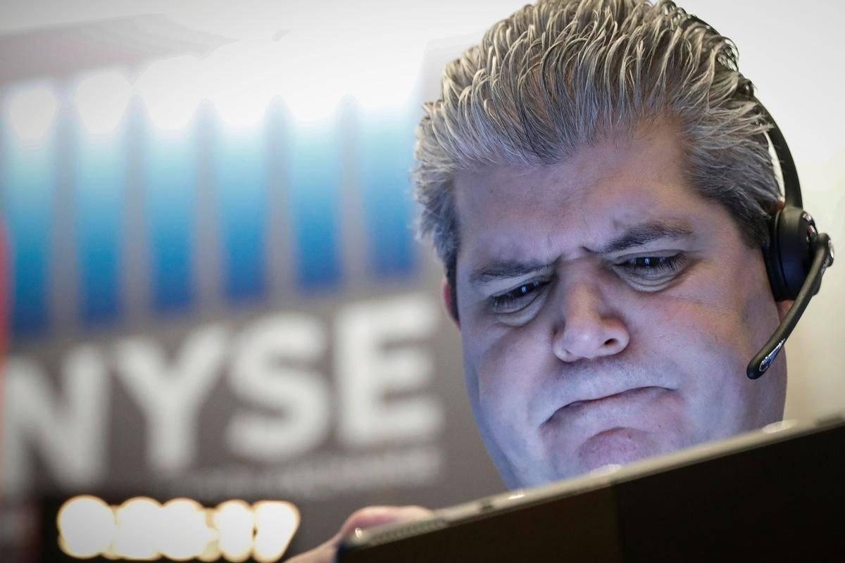 Čeprav je zadnje dni v New Yorku opaziti popravek navzdol, so vodilni delniški indeksi še vedno višje kot na začetku leta, Nasdaq za 2,4 odstotka. Foto: Reuters