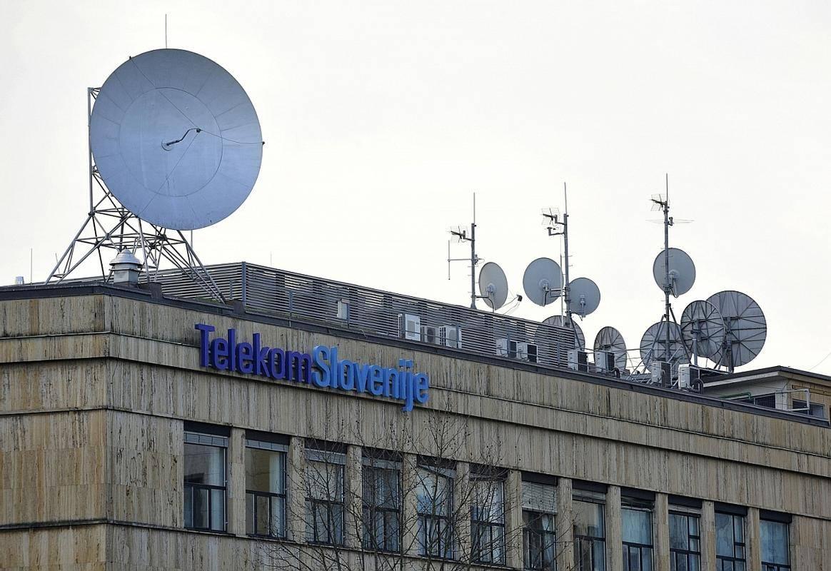 Telekom Slovenije. Foto: BoBo