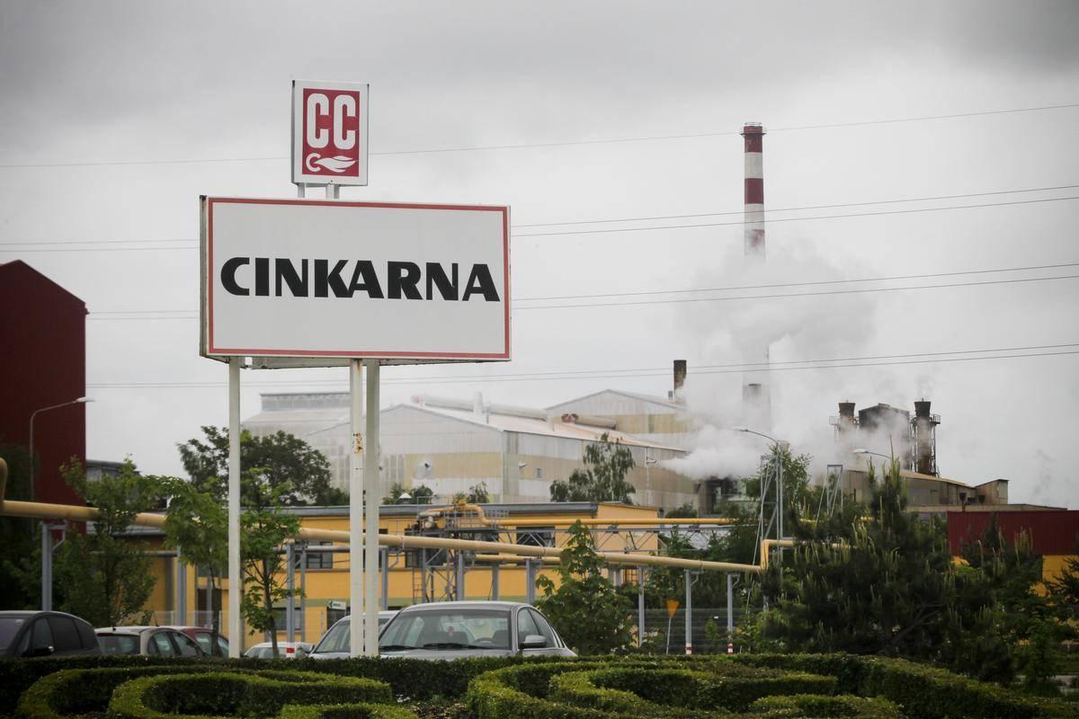 Cinkarne Celje je z danes objavljenimi poslovnimi rezultati prepričala vlagatelje na Ljubljanski borzi, saj se njene delnice dražijo za dva odstotka. Foto: BoBo