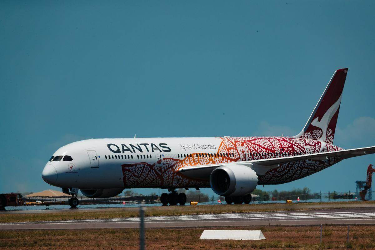 Qantas je zaradi pandemije odpustil 8500 delavcev. Foto: EPA