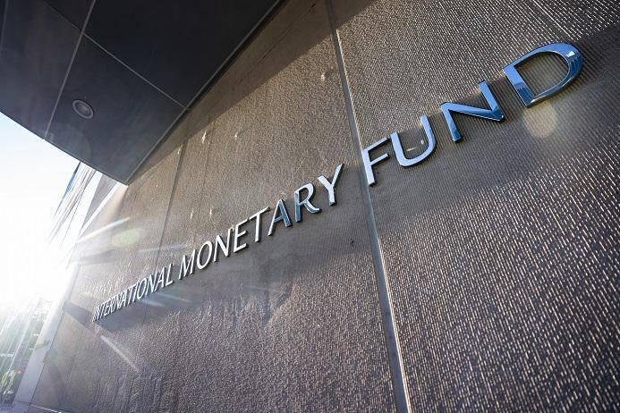 Mednarodni denarni sklad je nekoliko poslabšal napoved rasti slovenskega gospodarstva v tem letu. Foto: EPA