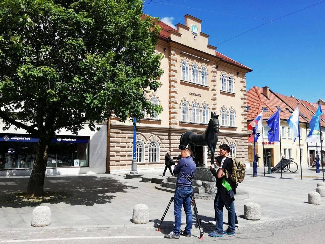 Slovenj Gradec. Foto: SOJ RTV SLO/Andrej Doblehar/RTV Slovenija