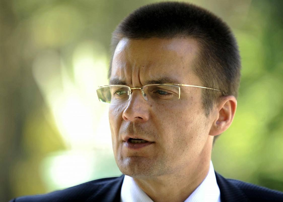 Dimitrij Piciga je bil odpoklican z vrha DUTB-ja. Foto: BoBo