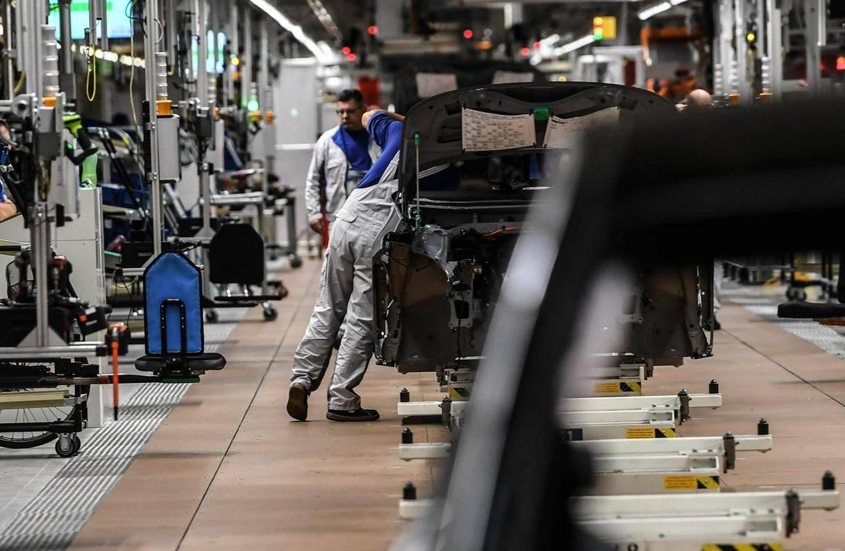 Nemško gospodarstvo čaka zagon, meni IMF. Foto: EPA