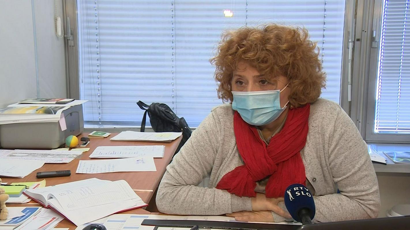 Sonja Šarac. Foto: TV Slovenija