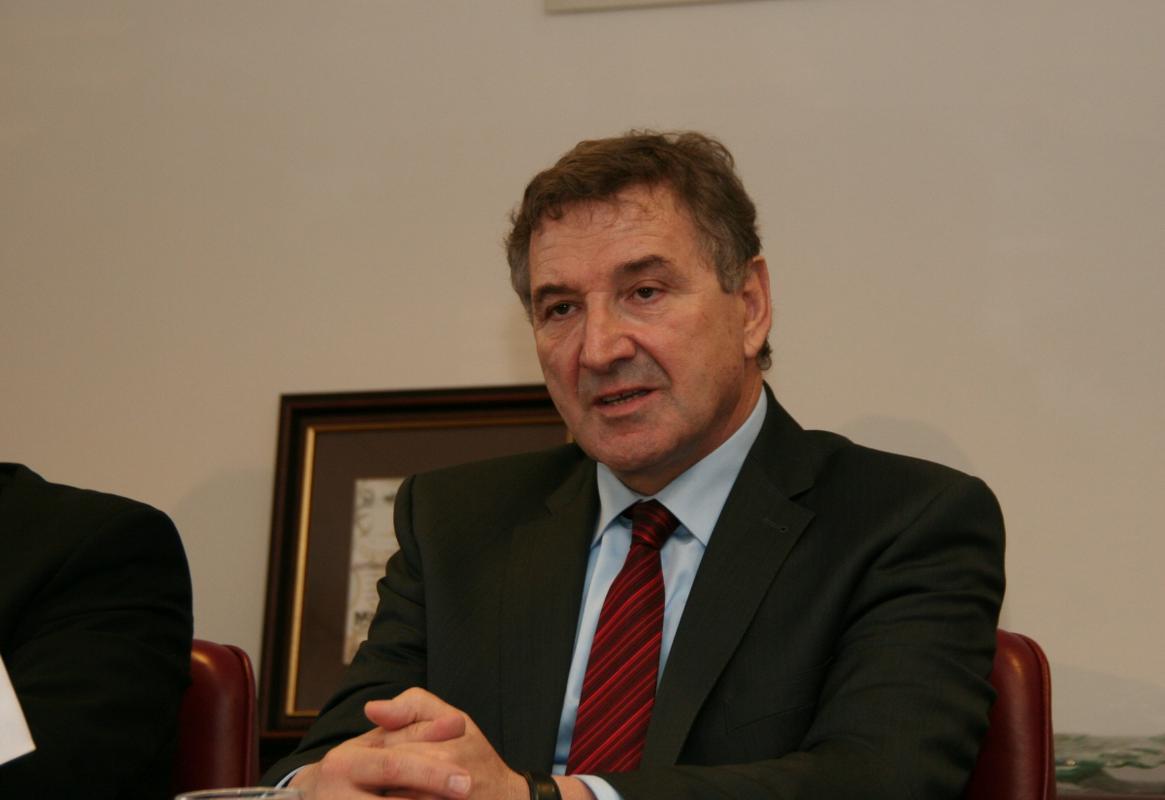 Branko Meh. Foto: Eva Mihelič