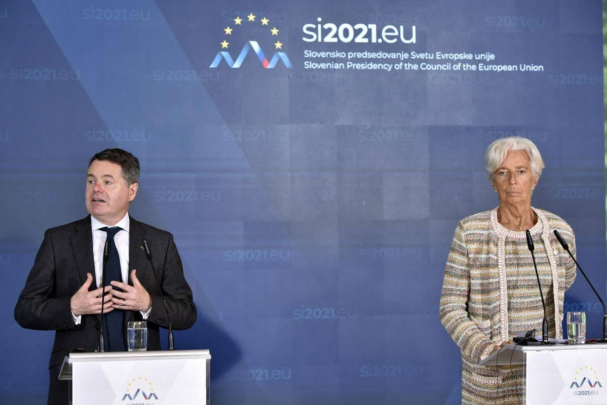 Christine Lagarde je poudarila, da je položaj danes boljši, kot so se bali pred nekaj četrtletji. Foto: BoBo