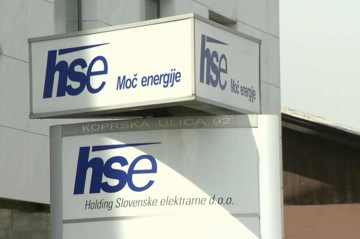 Zaradi okoljskih zavez je nadaljnje obratovanje termo divizije finančno nevzdržno naj bi ugotavljali v HSE. Foto: Televizija Slovenija