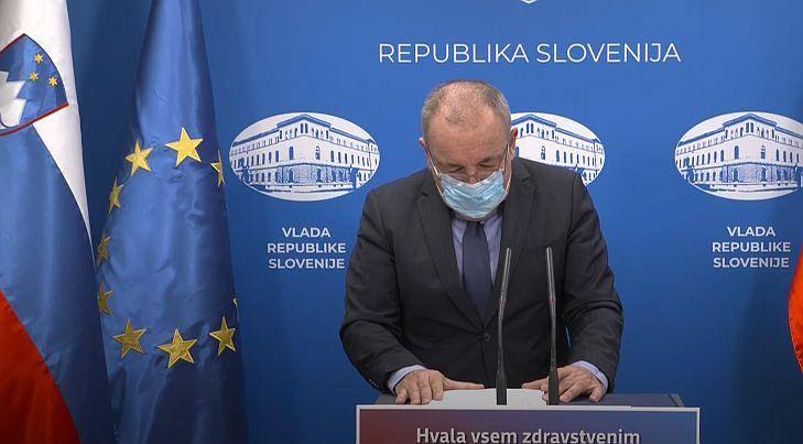 Minister Šircelj. Foto: MMC RTV SLO