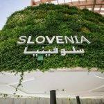 Expo 2020: Slovenski paviljon ob dnevu EU-ja v središču pozornosti