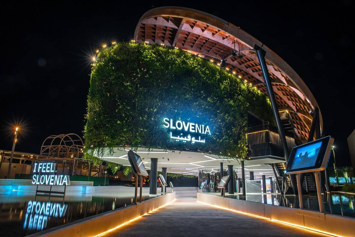 Foto: Facebook Slovenia at Expo
