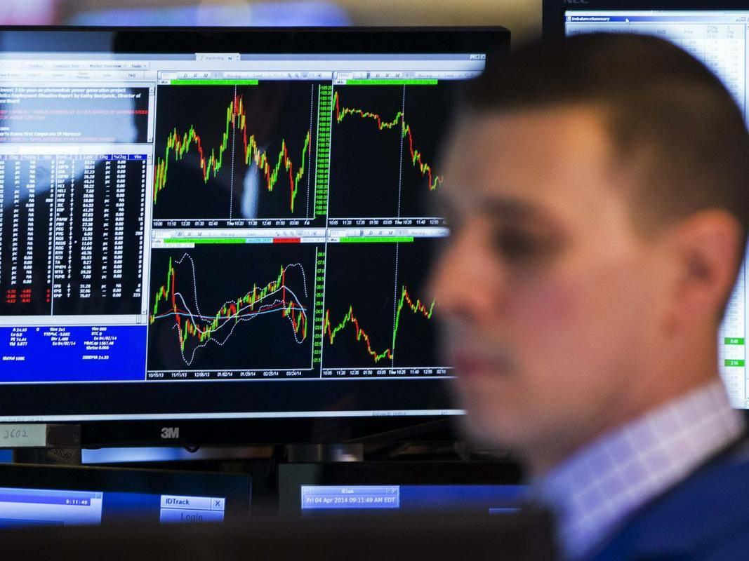 Newyorške borze so v zadnjem tednu pridobivale, se pa oktober spet kaže kot zelo volatilen mesec. V torek je indeks S&P 500 četrtič zapored dan končal z več kot enoodstotno spremembo. To se je nazadnje zgodilo lani novembra, ko je sedemkrat zapored za najmanj odstotek spremenil svojo vrednost. Foto: Reuters